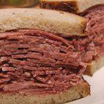 Ben's Overstuffed Corned Beef Sandwich