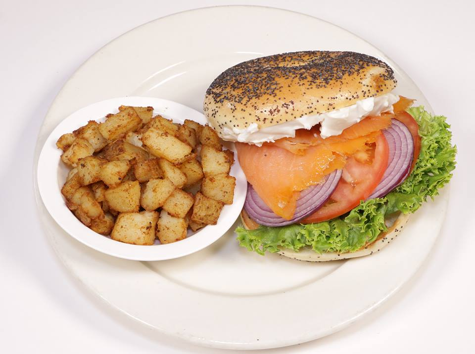 Celebrate Your Mom this Mother's Day by Taking Her Out to Ben's for Brunch