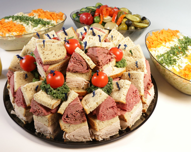 Ben's Overstuffed Sandwiches & Side Dishes