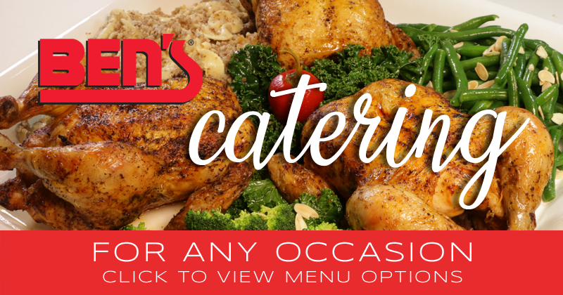 Ben's Catering For Any Occasion